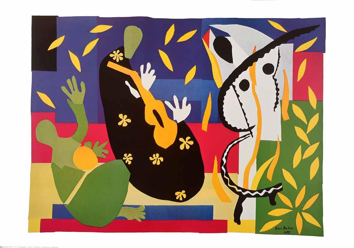 The Yellow Curtain - Henri Matisse - WikiArt.org